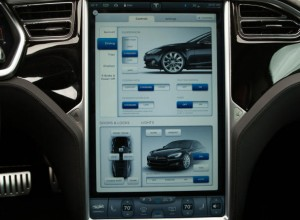 Tesla Model S Firmware 6.0 Suspension Control