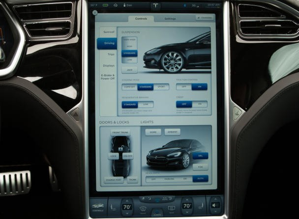 Tesla Model S Firmware 6 0 Will Have Full Suspension Control