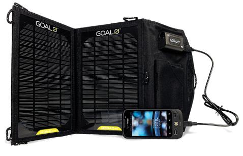 Tesla Lifestyle - Portable solar charging panels