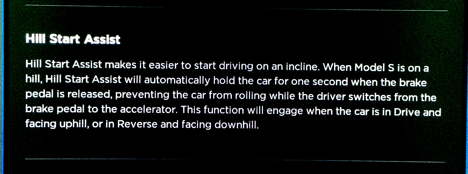 Tesla-Firmware-5-9-Hill-Assist
