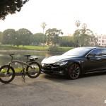 Tesla Lifestyle - Folding electric bike
