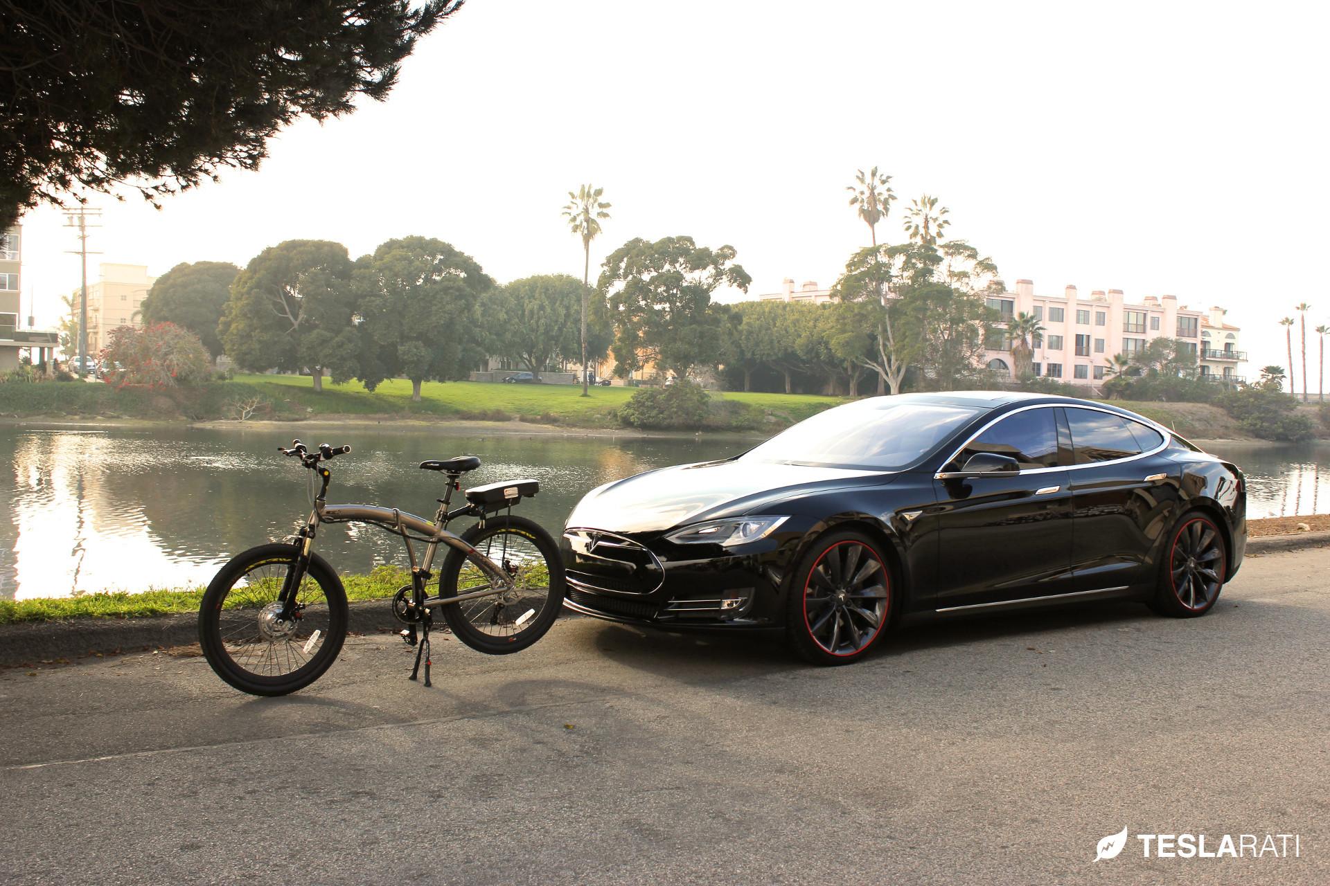 Tesla Bike Tesla Image