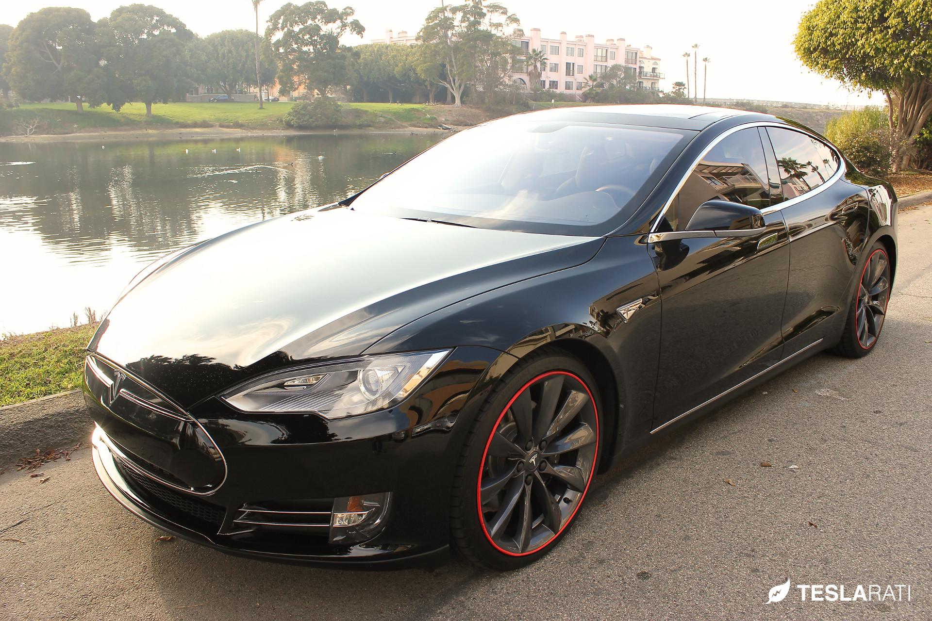 Tesla model s configurations