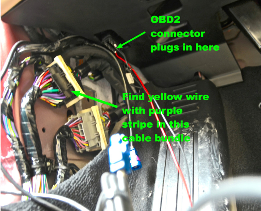 Tesla-Front-Rear-Camera-Kit-14 A Pin Plug In Fuse Box on