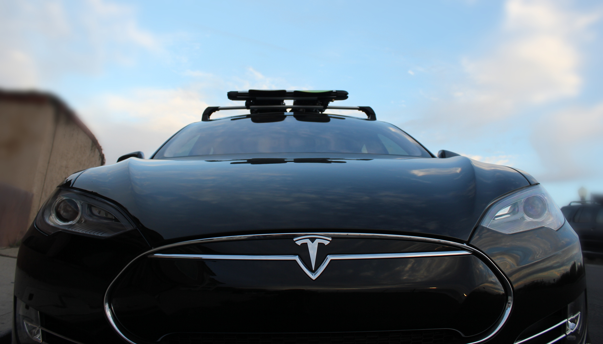 Tesla Model S Roof Rack System Whispbar Review