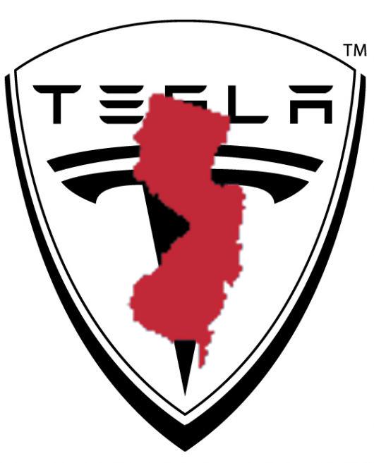 Tesla Motors & New Jersey