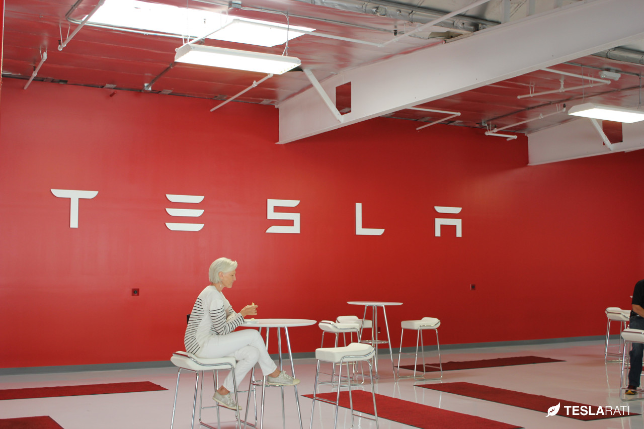 Scavenger Hunt List >> Tesla LA Club unveils Los Angeles' largest Tesla Service Center through scavenger hunt