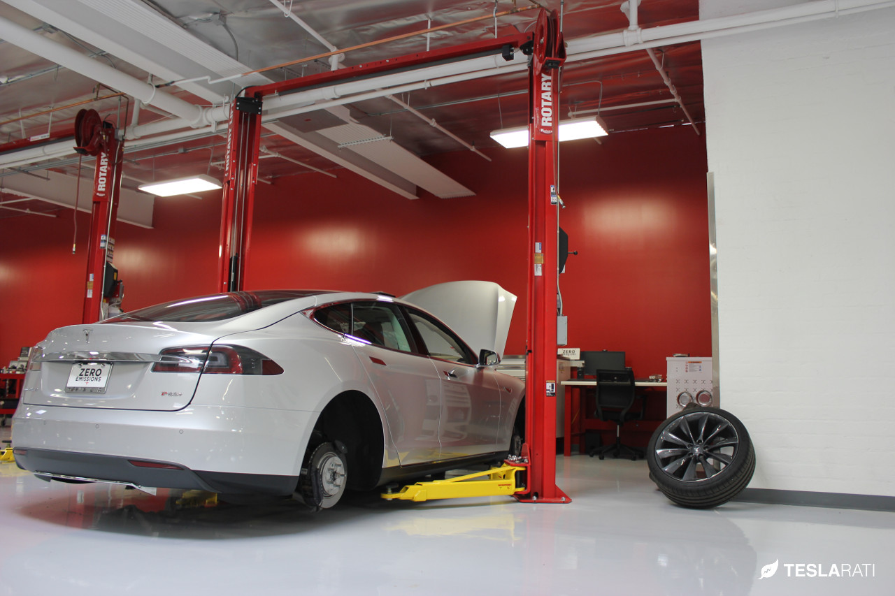 Tesla Infinite Mile Warranty Coverage