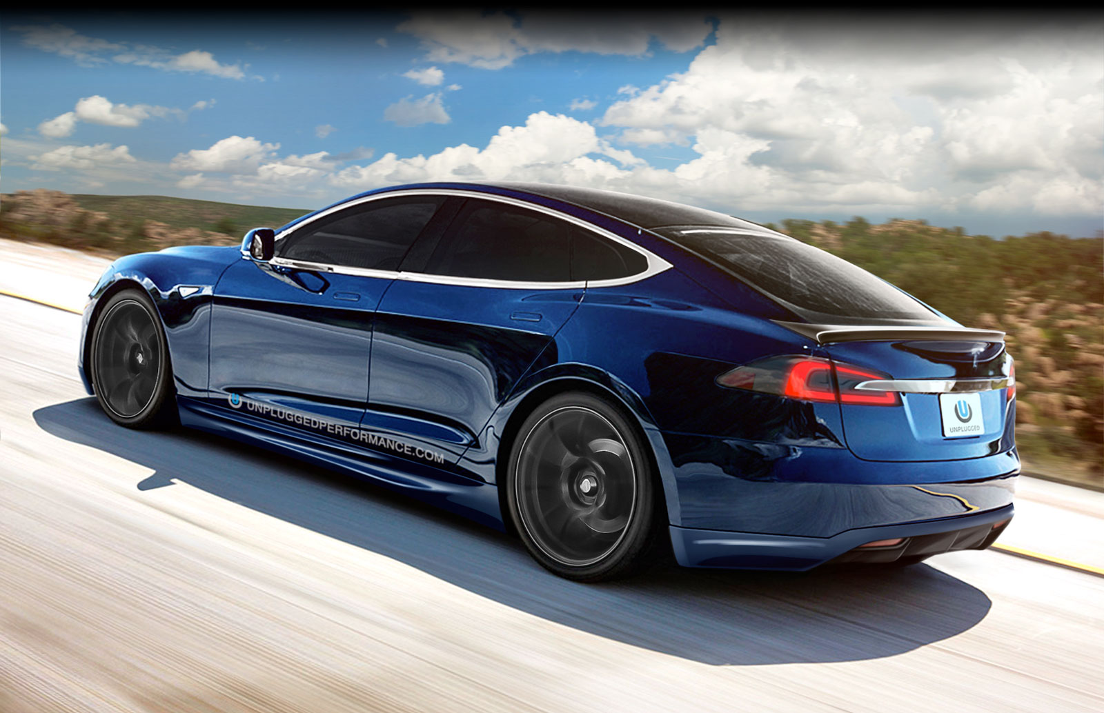 Unplugged Performance Tastefully Makes Your Tesla Model S