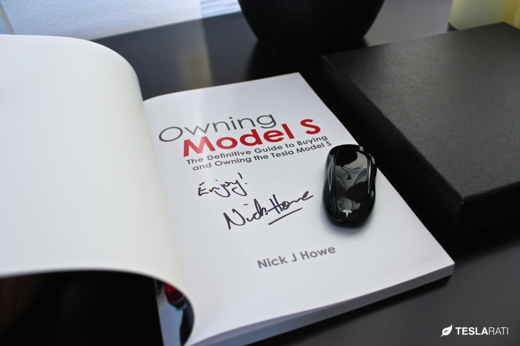 Owning Model S - Nick Howe Signed