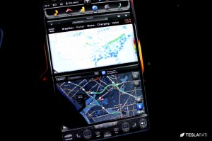 Tesla Model S Configuration - Touchscreen Infotainment