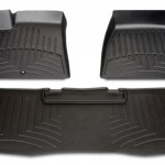 Tesla Model S Delivery Preparations: All weather mats