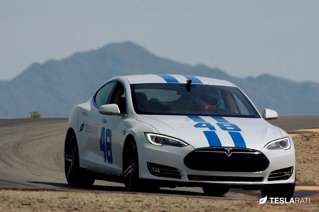 Tesla Racing Tips: Your First Track Day