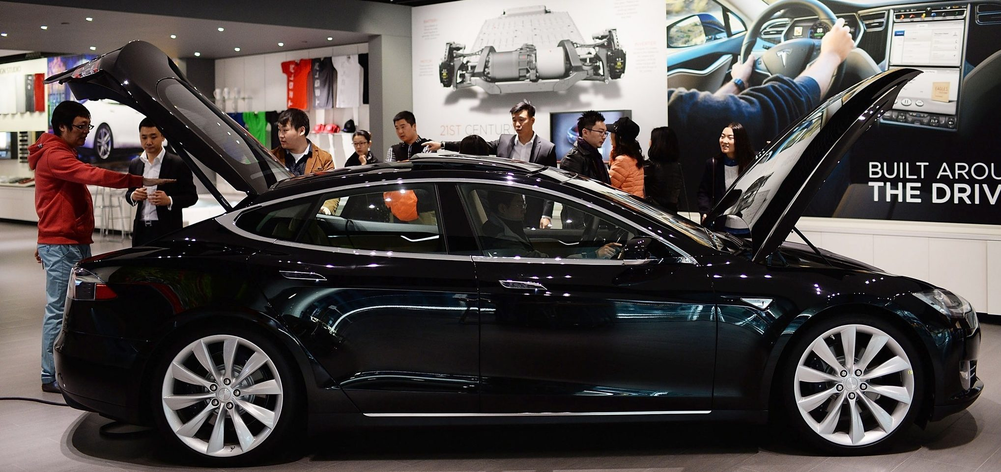 Tesla is spurring innovation in China's EV market, says