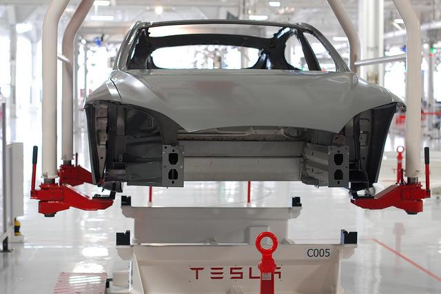 Tesla-Model-S-Frame