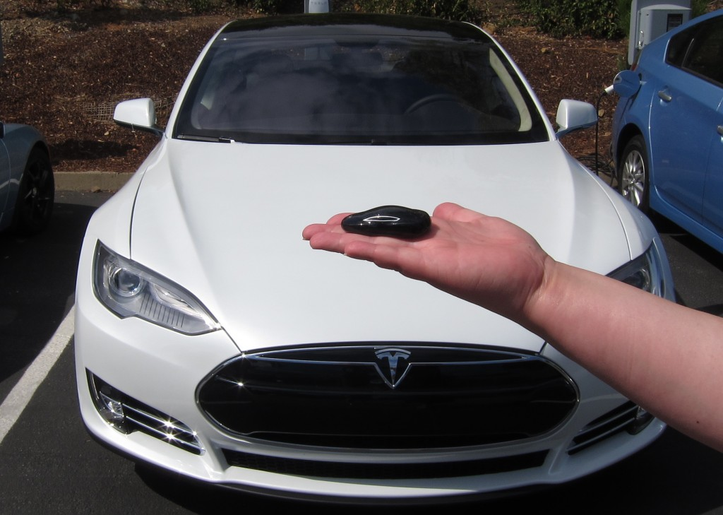 Tips for using Tesla's Keyless Driving feature
