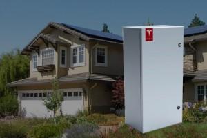 Tesla Solar City Energy Storage