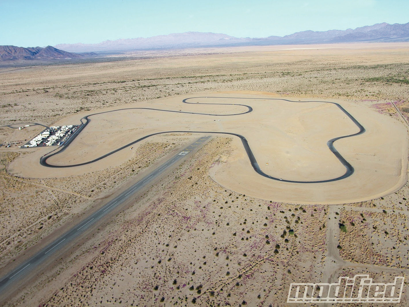 Chuckwalla Valley Raceway Track