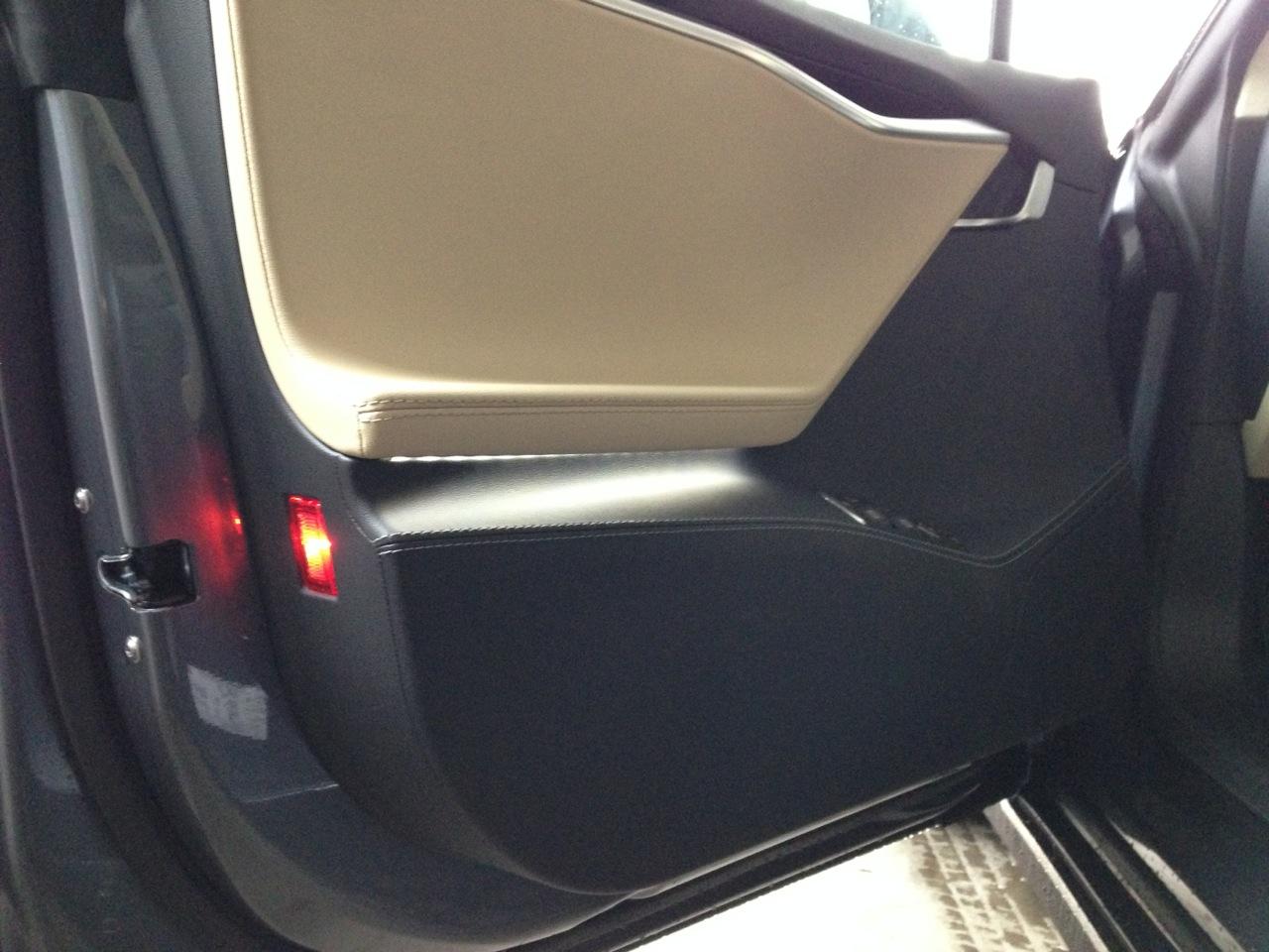 Tesla Model S Premium Lighting Package Review