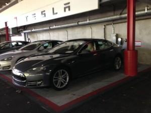 Tesla HPWC Charging