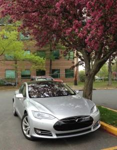 Tesla S60 vs S85: Service Loaner