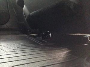 Rear Floor Lighting