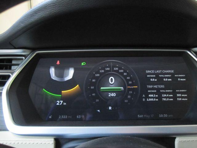 Dash parking sensors