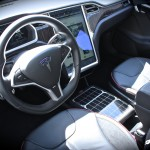 Voltaic Systems Tesla Center Console
