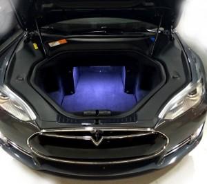 Tesla Trunk Frunk Lighting - ELLuminer Kit