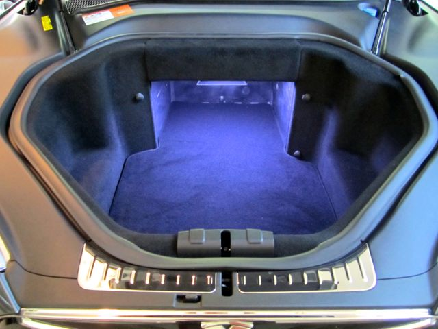 Tesla Trunk Frunk Lighting - Microwave