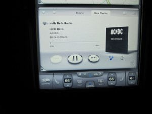 Tesla Slacker Radio