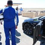 Saleen Tesla Model S - Teslarati 48 Race Car Driver
