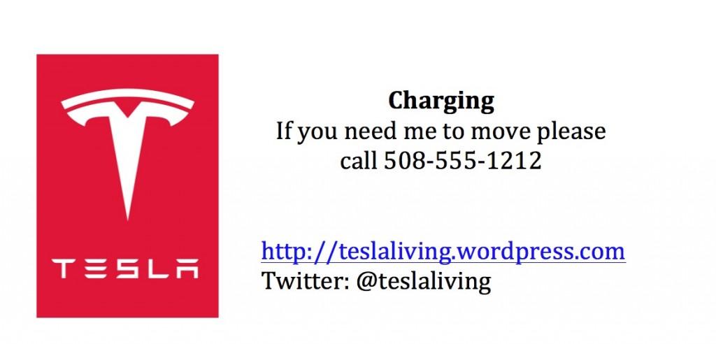 Charging Etiquette: Dash Note