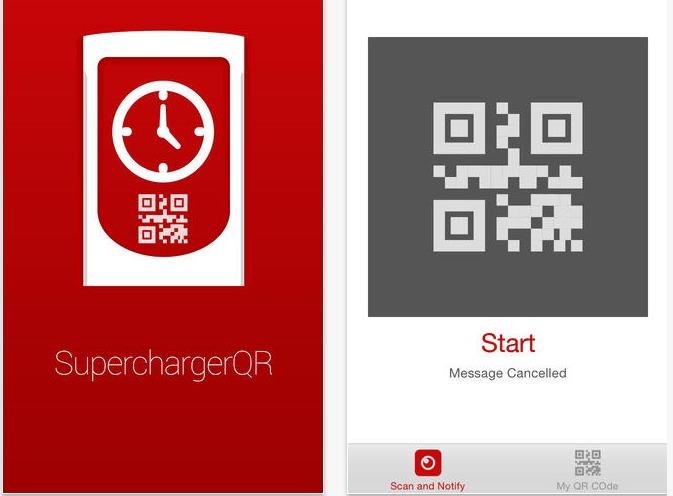 SuperchargerQR-App-splash