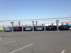 Tejon Ranch Supercharger