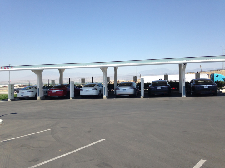 Tejon Ranch Supercharger