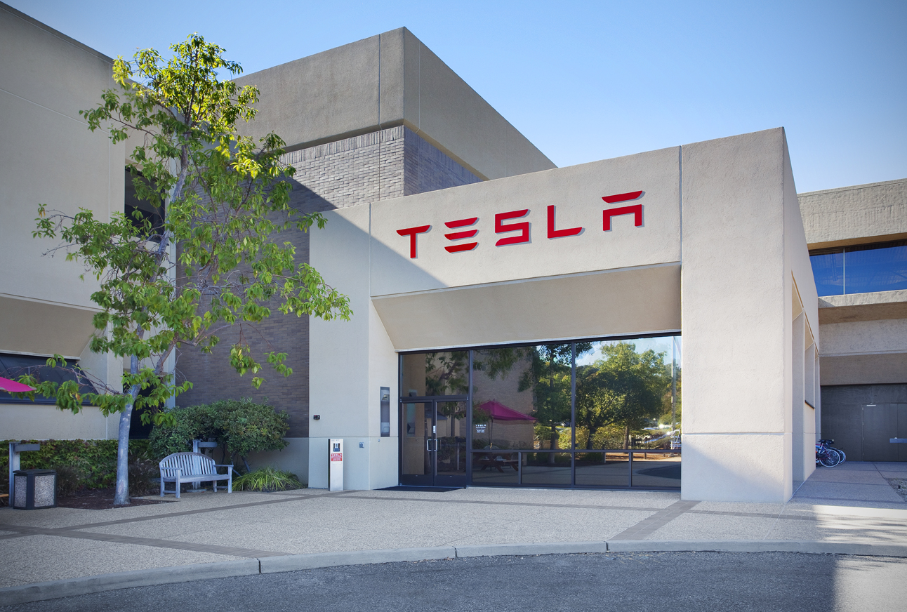 Tesla-Motors-Office