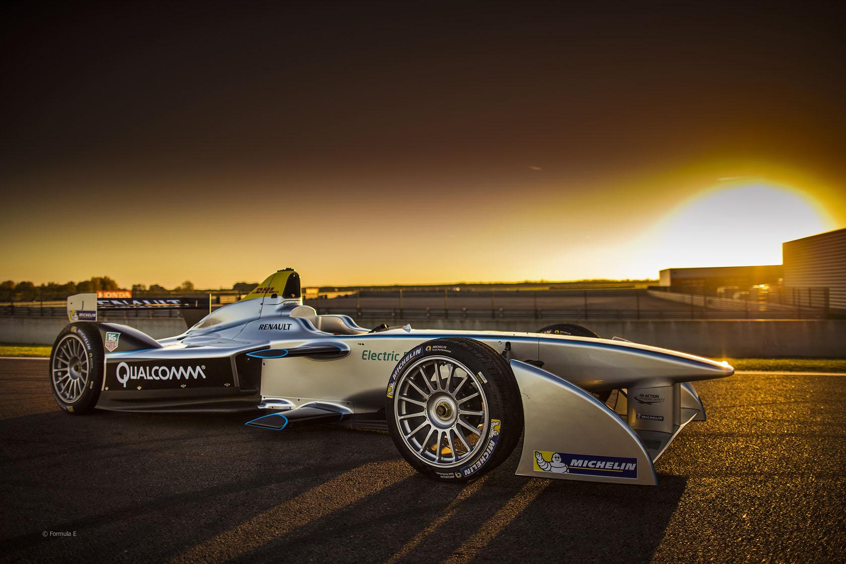 AUTO – FORMULA E TESTS 2013