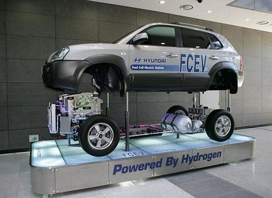 Model Hydrogen Fuel Cell Cars Are hydrogen ca...