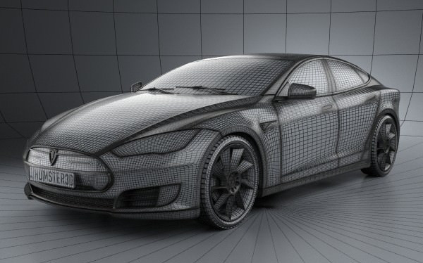 Third Generation Tesla Model E Will Utilize Steel