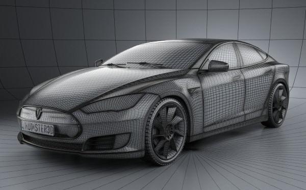 Third Generation Tesla Model E