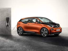 BMW-i3-Orange