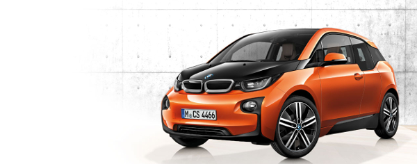 BMW i3 competition for the Model III