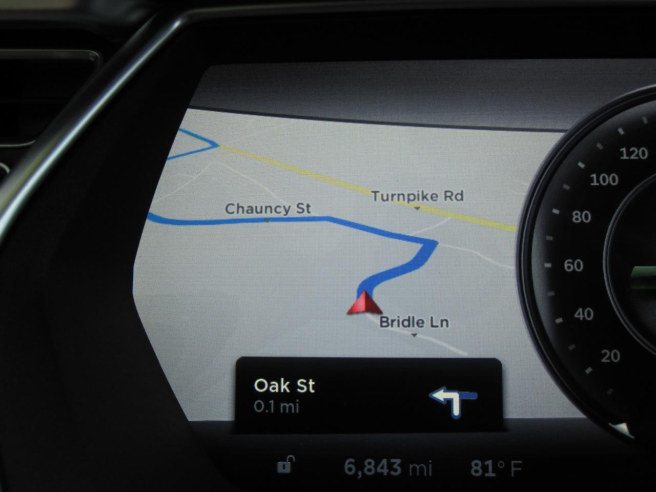 Dash Navigation