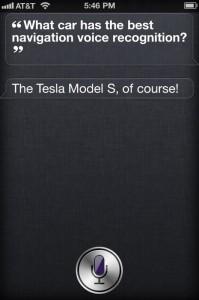 Tesla Navigation Controls