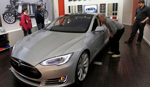 Tesla Norway sales decline in Q2