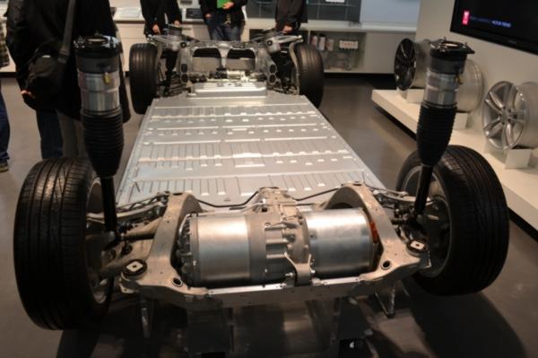tesla battery technology