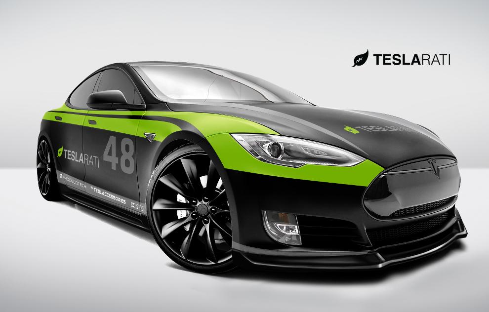 REFUEL 2014 - Teslarati Stealth Race-Tuned Track Car