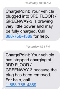 ChargePoint Text