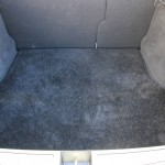 Tesla Floor Mats by Lloyd (trunk)